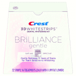 CREST 3D Whitestrips Brilliance Gentle на Americanbeauty.club