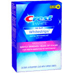 CREST 3D Whitestrips Gentle Routine 2-3 Tones на Americanbeauty.club