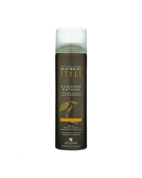 Alterna Bamboo Style Cleanse Extend Translucent Dry Shampoo - Sugar Lemon, на Americanbeauty.club
