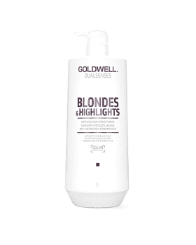 Goldwell Dualsenses Blondes Highlights Anti-Yellow Conditioner, 1000 ml на Americanbeauty.club