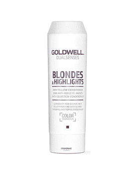 Goldwell Dualsenses Blondes Highlights Anti-Yellow Conditioner, 200 ml на Americanbeauty.club