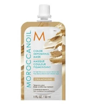 Moroccanoil Color Depositing Mask Champagne, на americanbeauty.club
