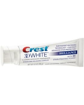 Crest 3D White Brilliance Toothpaste на americanbeauty.club
