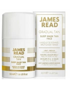 James Read Gradual Tan Sleep Mask Tan Face купить в Интернет магазине Americanbeauty.club